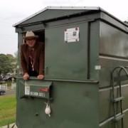 Professor Dumpster - Dr. Jeff Wilson