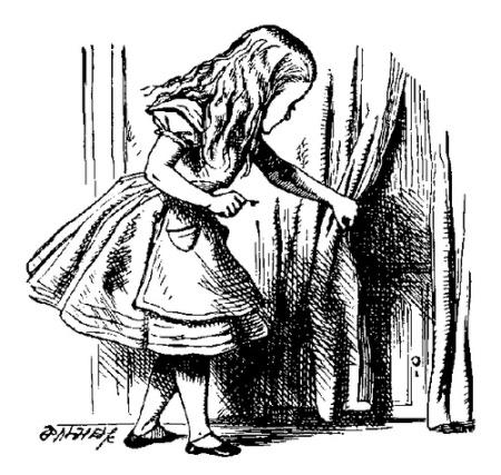 sc 1 st  STUFFology 101 & Down the Alice-in-Wonderland Rabbit Hole of Cluttergories