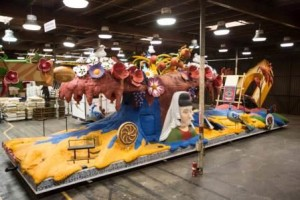 First Armenian Float in Rose Bowl Parade