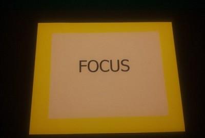 FOCUS-S.T.U.F.F.