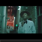 Pharrell Williams HAPPY video image