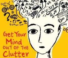 STUFFology 101 Get Your Mind Out of the Clutter book by Brenda Avadian MA Eric Riddle