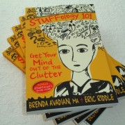 STUFFology 101 Get Your Mind Out of the Clutter book  Avadian + Riddle